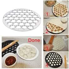 Knödel form 37 löcher küche pastry werkzeuge diy aluminiumlegierung maker teig-presse ravioli backformen wesentlichen werkzeuge