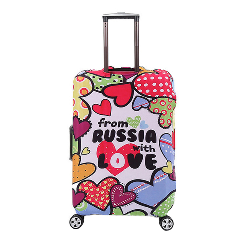 suitcase case travel trolley suitcase protective cover for S / M / L / 18-30 inch travel accessories luggage covers H137
