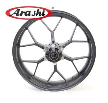 Arashi CBR1000RR 08-17 Front Wheel Rim Rims For Honda CBR 1000 RR 1000RR 2017 2016 2015 2014 2013 2012 2011 2010 2009 2008 BLAC