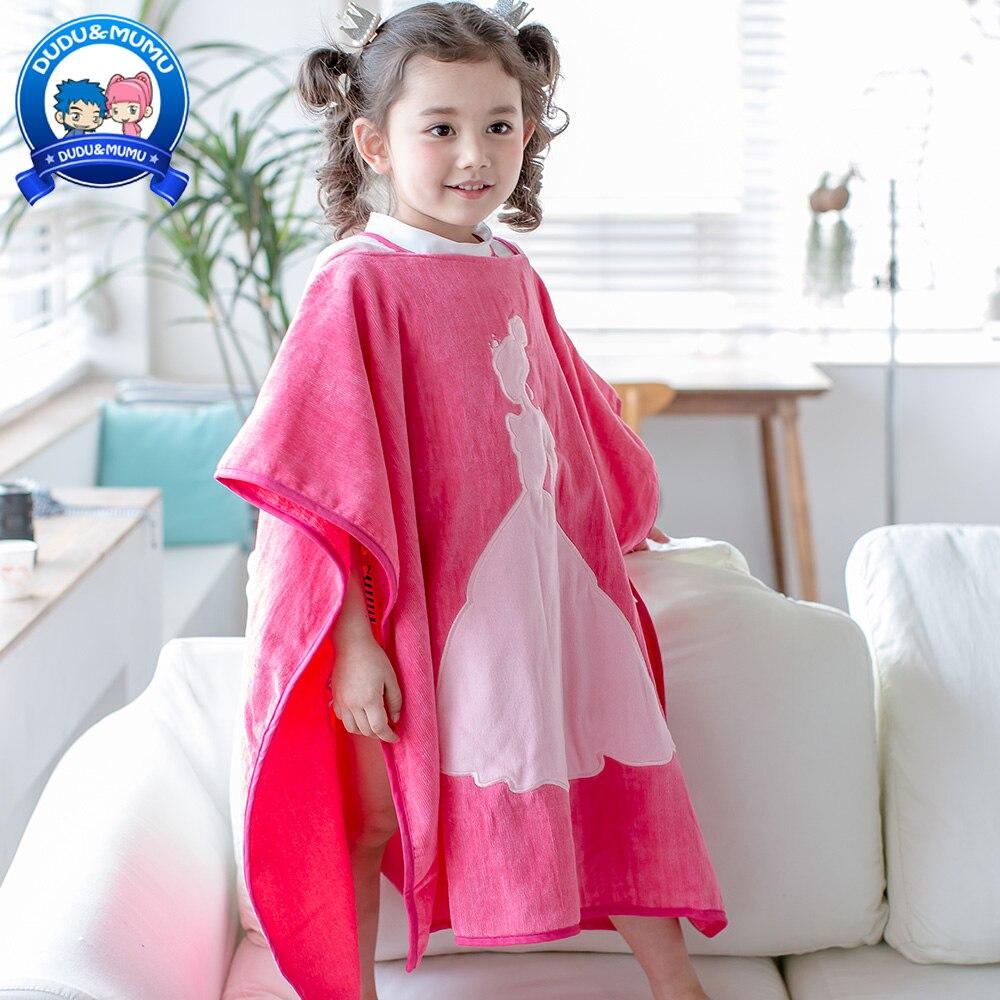 Mother & Kids New Kids Boys Towel Swimming Hooded Capucha Cartoon Fashion Cute Designs Children Stuff Beach Towel