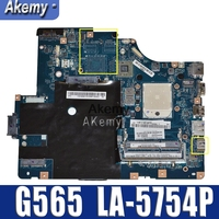 LA 5754P motherboard for Lenovo G565 Z565 Laptop motherboard Z565 motherboard Test mainboard