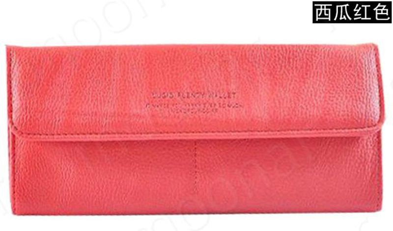 B489 women leather wallet purse (11)