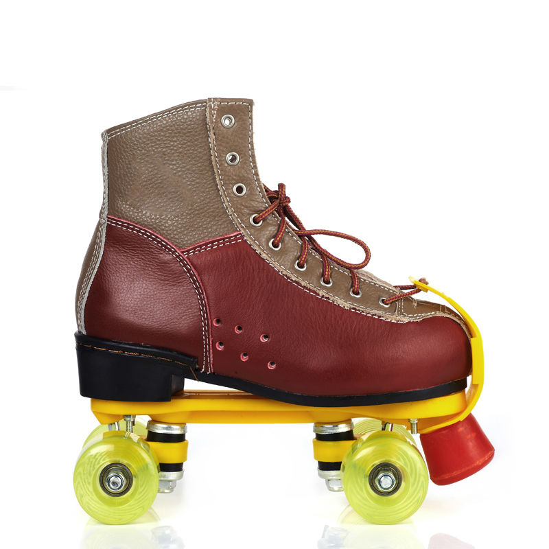 Free Shipping Roller Skates Size 34-44 Quad Skates