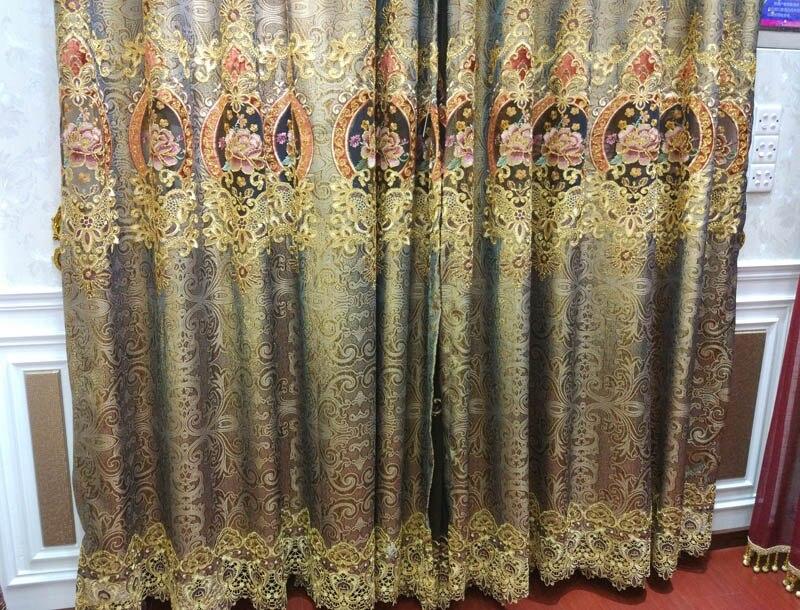 Tende Camera Da Letto Argento : Argento golden palace sala fiori ricamo delle tende egitto royal