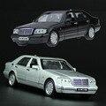 Высокая моделирования модель игрушки, Классический S-W140 Металлические автомобили, Tigers Бен классический ретро-автомобилей, 1:32 сплав вытяните назад игрушки, модели, Продажи