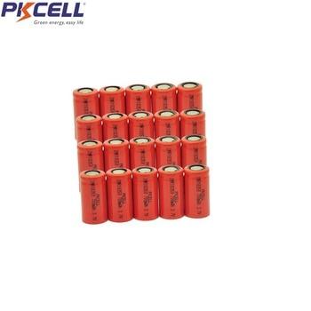 20Pcs 18350 Battery High Drain 10C IMR 700mAh 3.7v Recharge IMR18350 Li ion Lithium Rechargeable Batteria Batteries Batterie