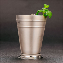 360ml Mint Julep Mug Stainless Steel Cocktail Mixed Drinks Martini Mojito Drink Bar Party Beer