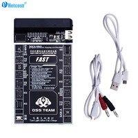 Netcosy Professional Универсальный дециированный мощность ток тесты кабель батарея активации заряд доска для iPhone телефона android