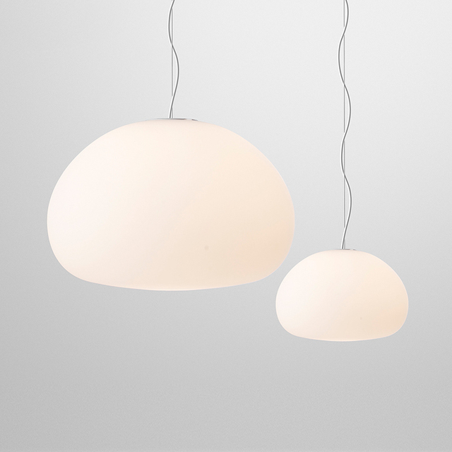 aliexpress koop z noord europa originaliteit glazen hanglamp