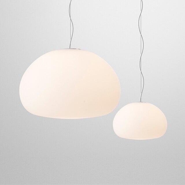 aliexpress.com : acquista z nord europa originalità vetro lampada ... - Lampadario Sospensione Camera Da Letto