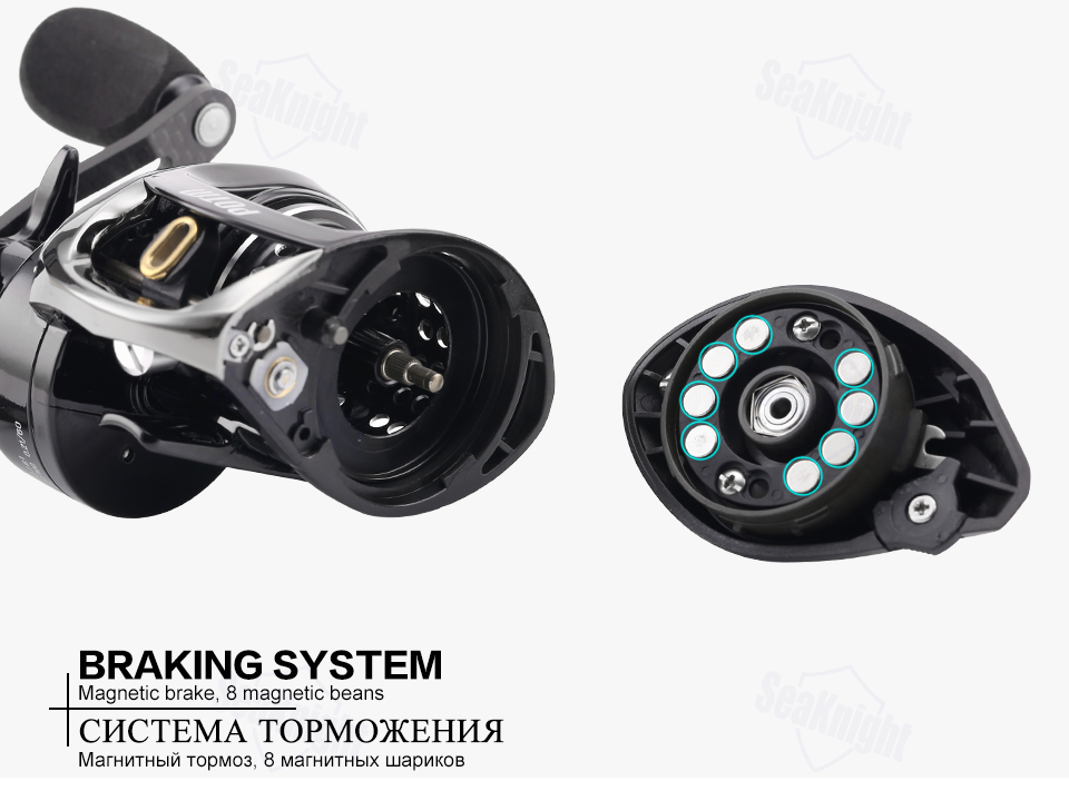 System Wheel Magnetic Brake 8