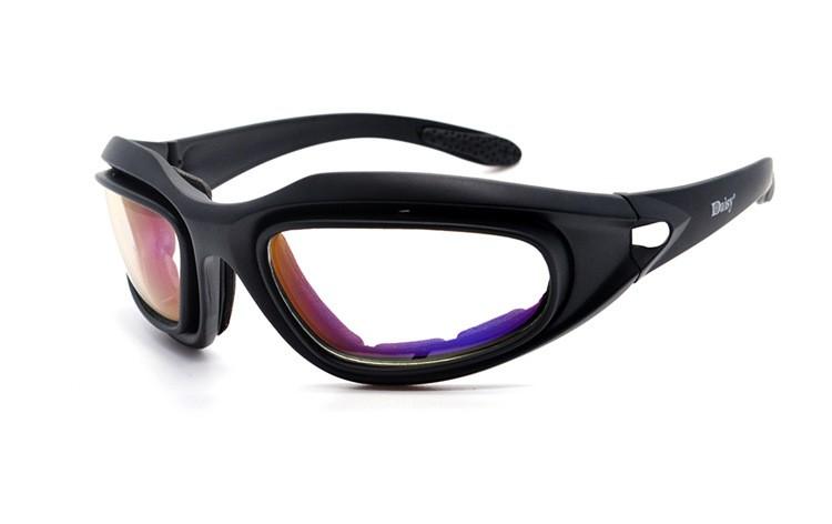 72ebed3733 Polarizadas gafas de Daisy C5 Tormenta Del Desierto Gafas de Los ...