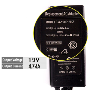 Image 3 - Notebook 19 V 4.74A 7.4*5.0mm AC Adapter Laptop Charger Voeding Voor hp pavilion DV3 DV4 DV5 DV6 Power Adapter Opladen