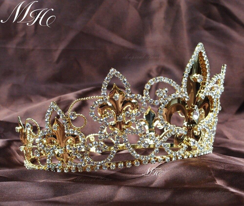 Gold Queen Crown | www...
