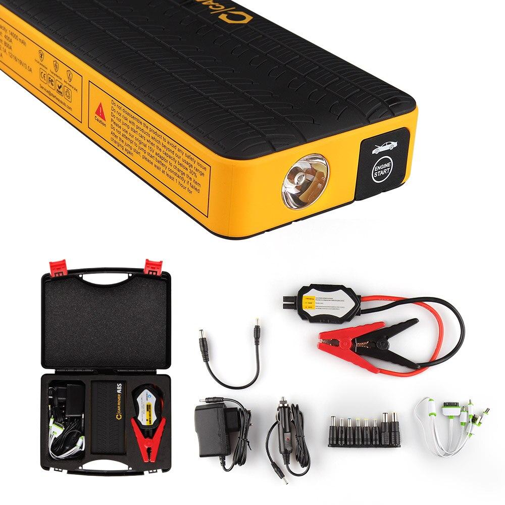 jump starter new emergency car power bank car jump starter. Black Bedroom Furniture Sets. Home Design Ideas