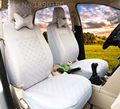 2 assentos dianteiros Univeraal forjeremy fortwo forfour tampa de assento do carro para um crescimento inteligente acessórios do carro etiqueta do carro