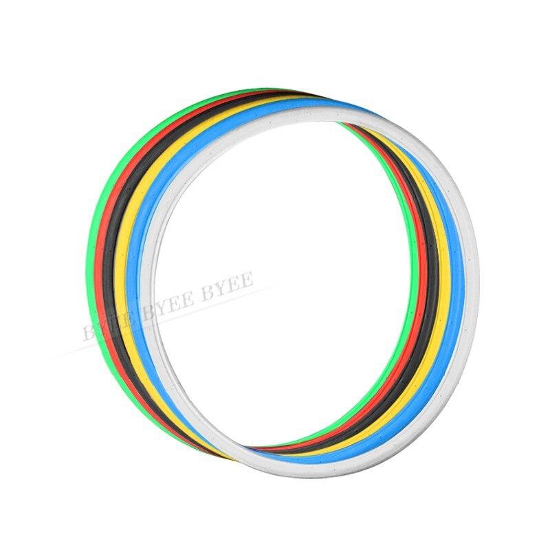 Vysoce kvalitní pneumatiky MTB pro jízdní kola Jednobarevné pneumatiky Pneumatiky pro jízdní kola s pneumatikami pro jízdní kola 700x23C zdarma pro jízdní kola