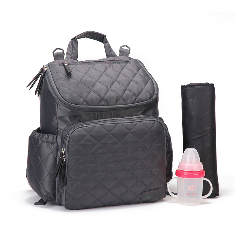 Maternity diaper bag for stroller organizer baby changing ...
