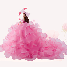 Princess Dolls Toys For Girls Detachable Dolls Lol Reborn Doll Toy Girl Emulation Reborn Doll Toys For Children lol shell doll toys for girls godd quantly lol pearl dolls for kids child children blue and green stand by one piece generation