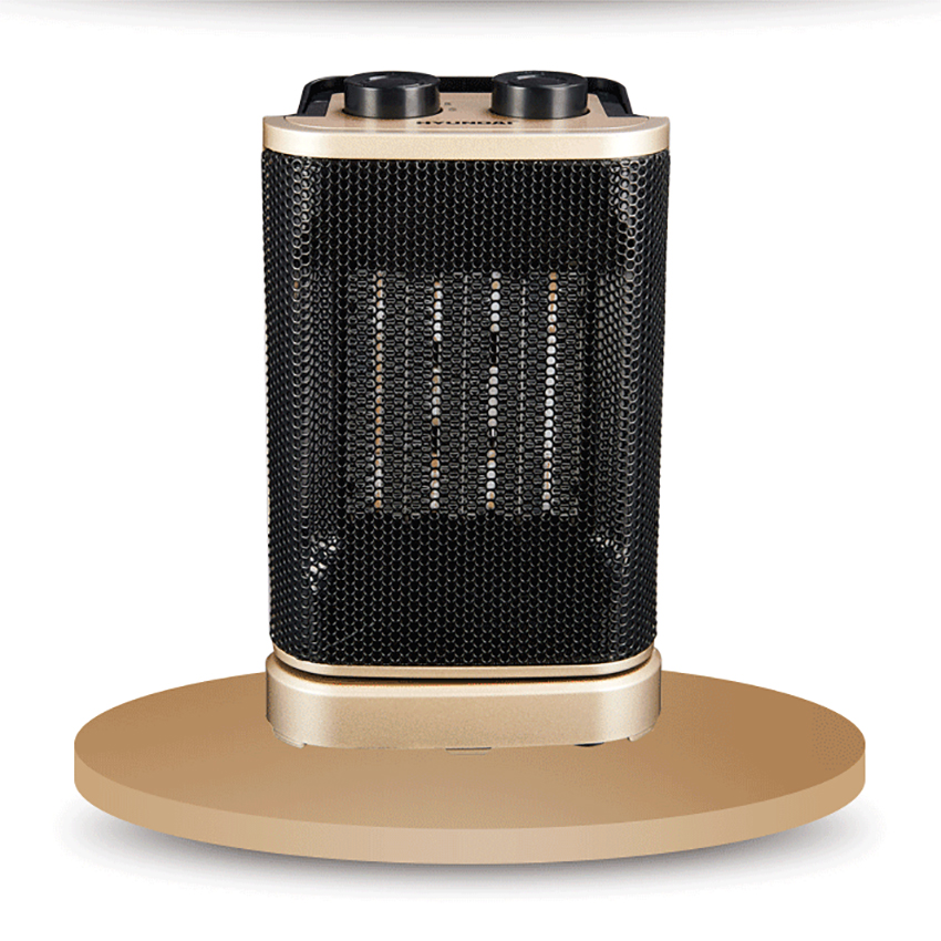 Electric Indoor Portable Heater Warm Blower Air Conditioning fan cold Third Gear Shake Head Radiator Warmer for Office Home 220V