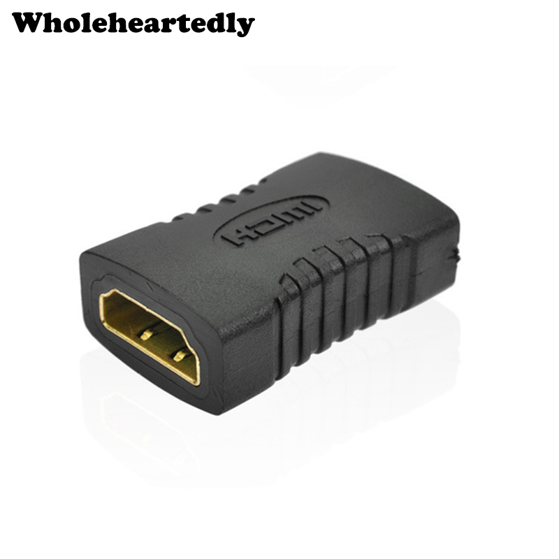 10pcs USB 2.0 A FEMALE TO FEMALE F-F Coupler ADAPTER CONNECTOR BLACK