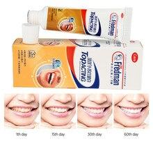 Пищевая Сода белая Зубная паста отбеливающая чистка зубов Гигиена Уход за полостью рта clareador зубная паста для удаления зубов