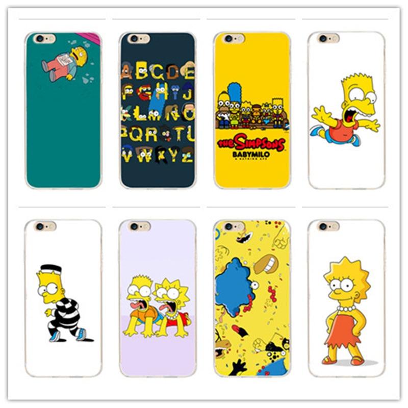 Coque Simpson Iphone