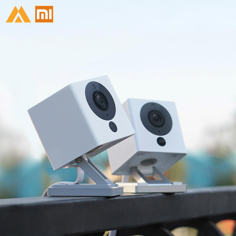 Original Xiaomi Mijia Xiaofang 110 Degree F2.0 8X 1080P Digital Zoom Smart Camera IP WIFI Wireless Camaras Cam CCTV Monitor(China)