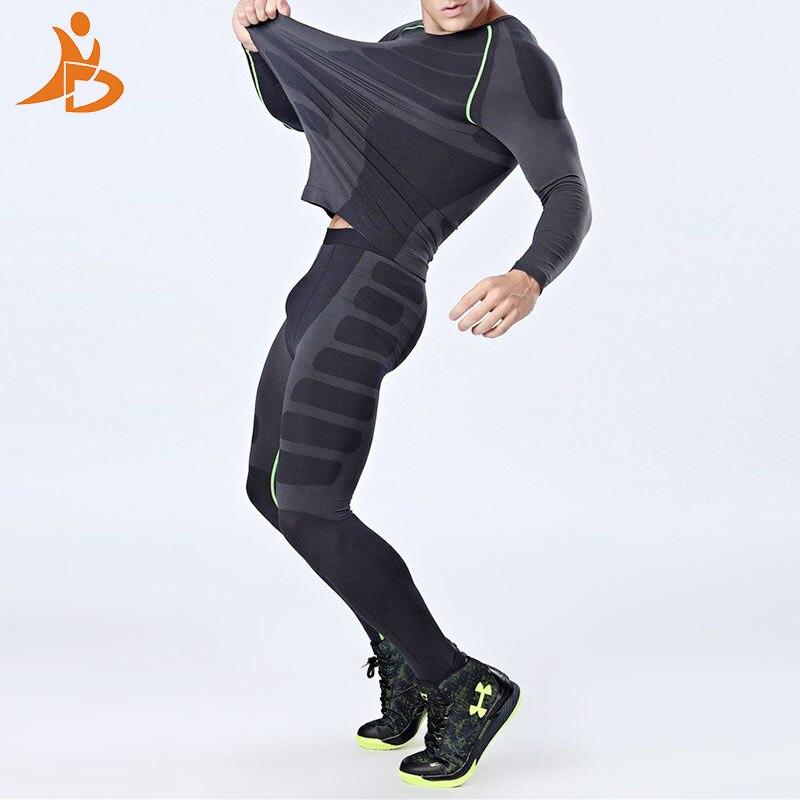 gym clothing for men traje deportivo para hombre conjunto deportivo para  hombre running men compresion hombre deportiva running tights men  entrenamiento de ... bbdd3cabafdf9
