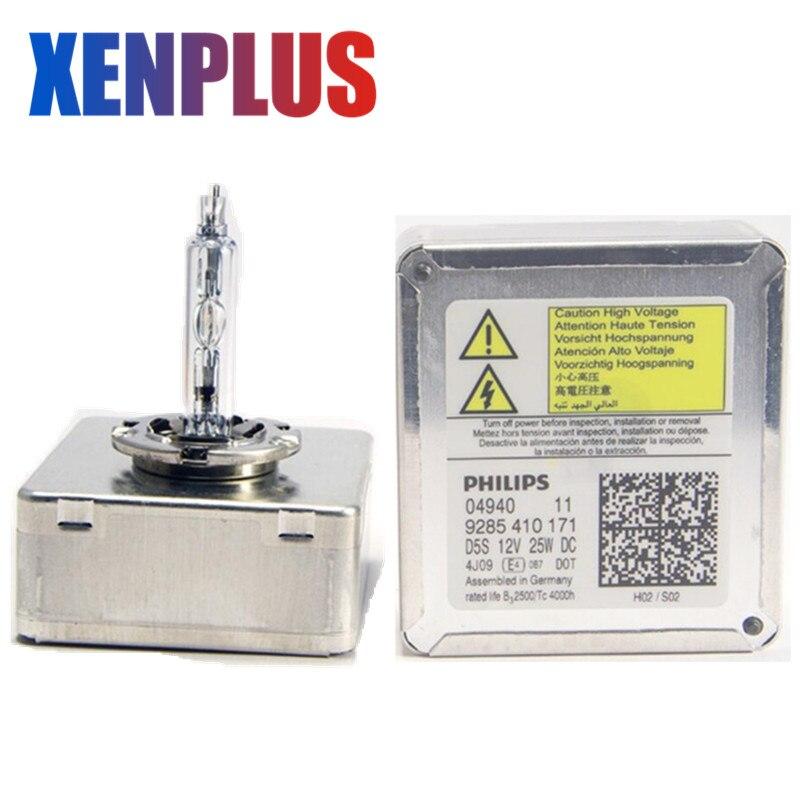 BULB XENON PHILIPS ORIGINAL D5S 12V 25W Xenstart 9285 410 171