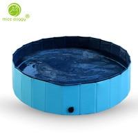 Foldable PVC Pet Swimming Pool Bathing Tub Bathtub Dog Cats Washer Pet Toys Top Quality Dog Accessories