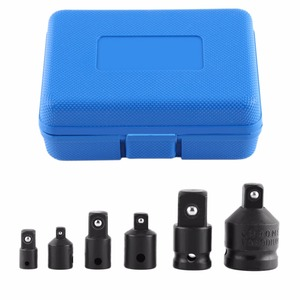 """Image 3 - Onnfang 6Pieces/set Socket Adaptor Reducer Adapter Drive Wrench 1/4"""" 1/2"""" 3/8"""" 3/4"""" Ratchet Breaker Hand Tool Set"""
