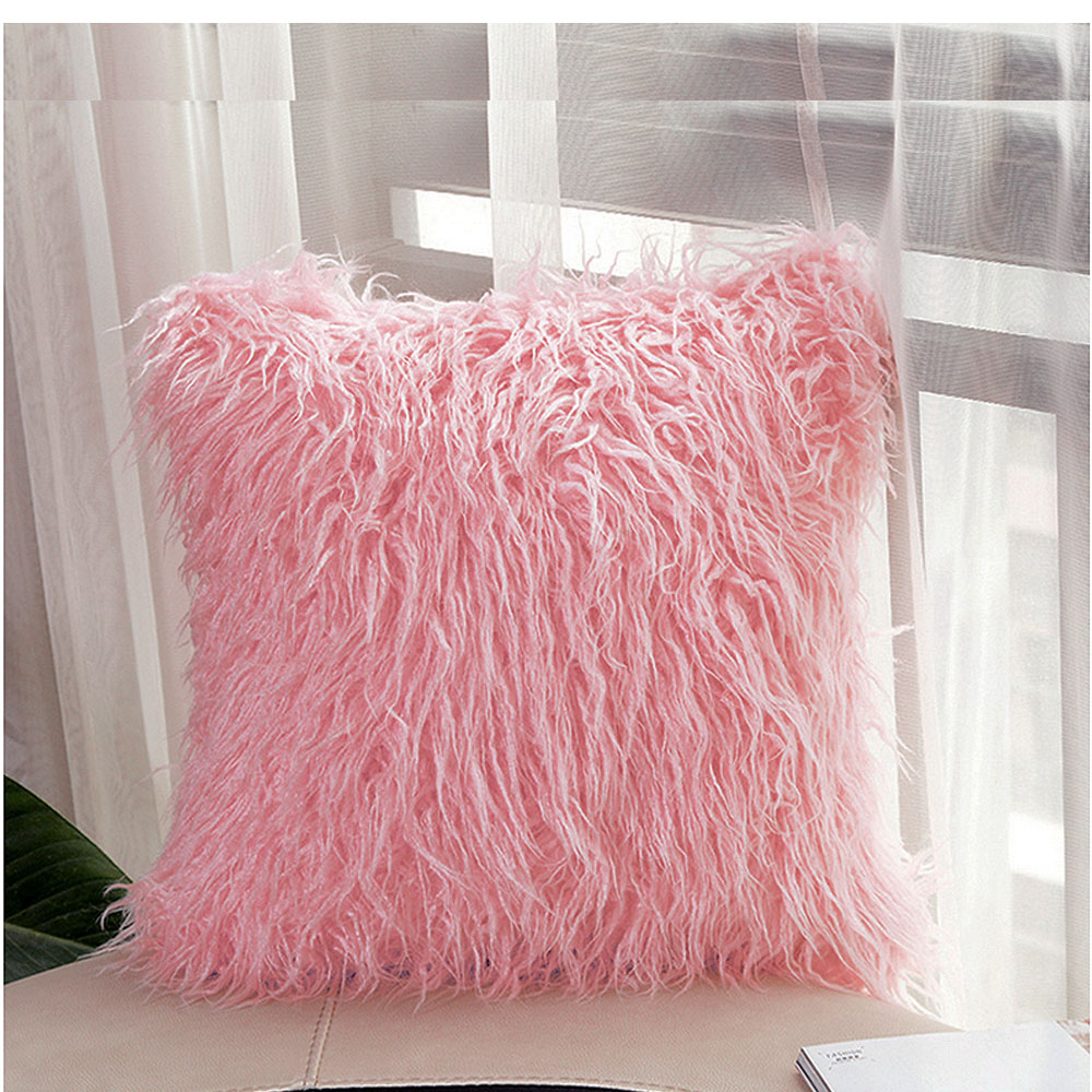 Buy pink fluffy pillows and get free shipping on AliExpress.com