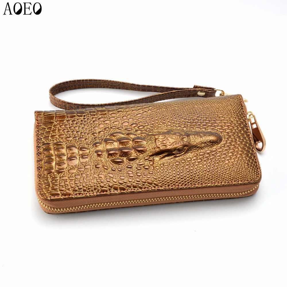 7fd0ea34658e Detail Feedback Questions about AOEO fashion women wallet 3D ...