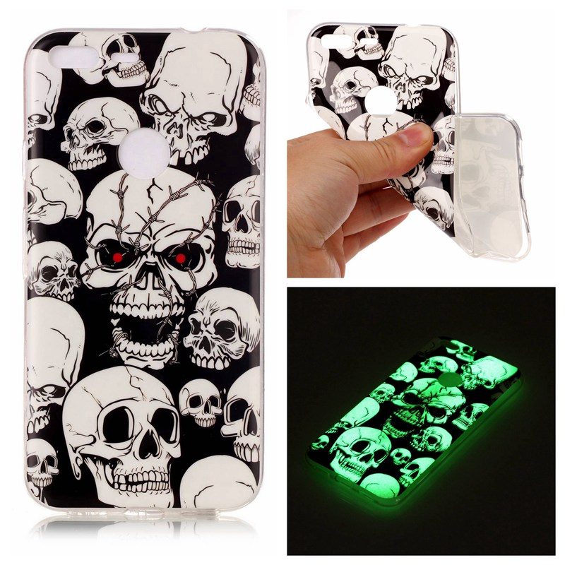Luminous TPU Soft Silicon Case Cover For Google Pixel XL