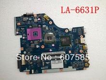 For ACER Aspire 5736 Laptop Motherboard Mainboard MBR4G02001 PEW72 LA-6631P 35 days warranty