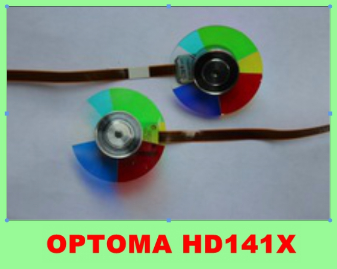 high quality Projector Color Wheel for optoma hd141x Free Shipping