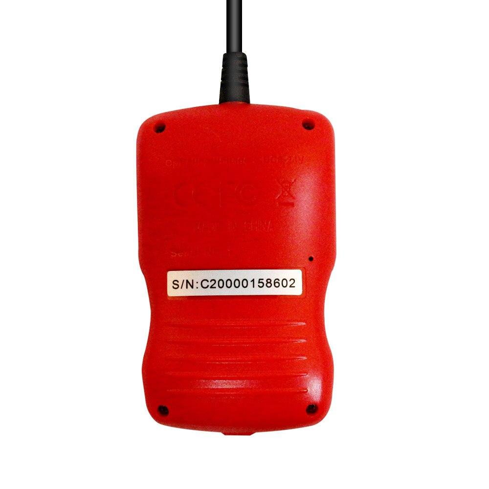 Image 2 - AOSHIKE OBD диагностический инструмент OBDII протоколы Smart Scan инструмент считыватель кодов поддержка мультибрендовых автомобилей и языков-in Считыватели кодов и сканирующие инструменты from Автомобили и мотоциклы