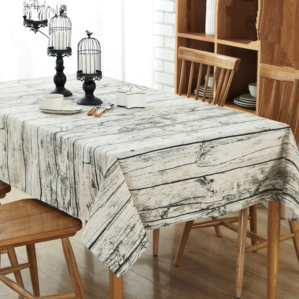 Coffee Table Linen Part - 39: European Simple Tablecloths Linen Tablecloths Dustproof Coffee Table Cloth  Rectangular Tablecloth Home Textile Products-in Tablecloths From Home U0026  Garden On ...