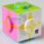 Moyu TimeWheel cubo mágico Puzzle blanco y negro y Stickerless a todo color IQ educativos Cubos magicos rompecabezas juguetes