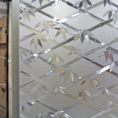 CottonColors Window Glass Sticker Opaque Privacy Window Film No-Glue - Տնային դեկոր - Լուսանկար 6
