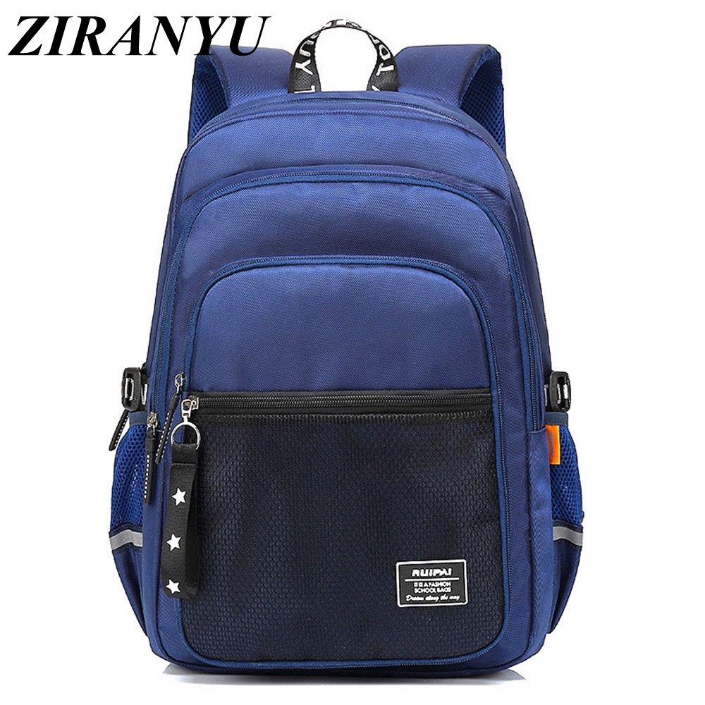 2019children School Bags Orthopedic Backpack Schoolbags Kids Children Travel Backpack School Backpack Boys Girls Casual Rucksack