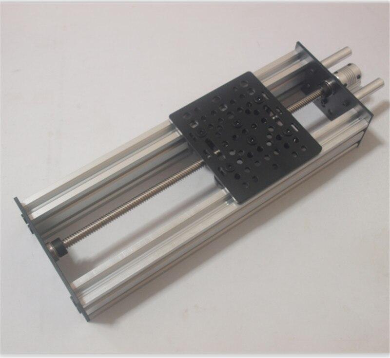 CNC machine parts NEMA17 NEMA23 stepper motor Z axis move router kit 300mm Actuator Kit no