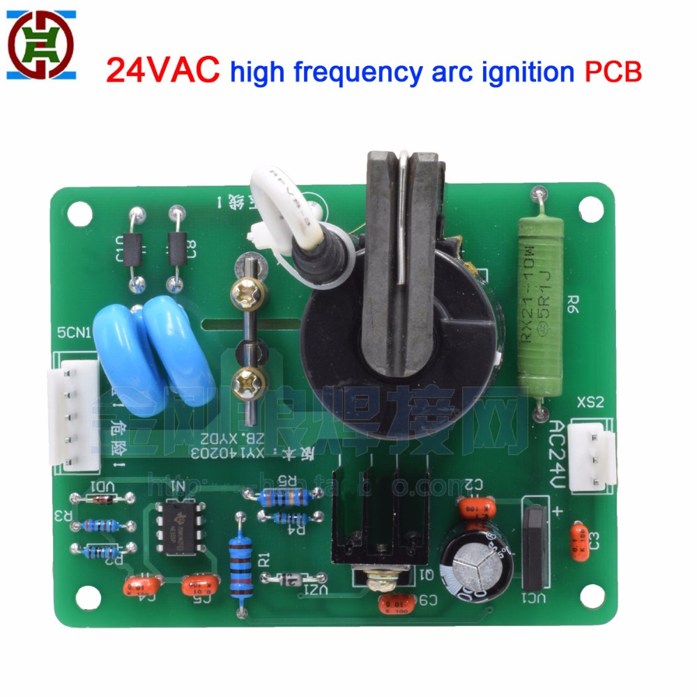 YDT 24V High Frequency Arc Starting Board, High Pressure Board, High Frequency Plate, Fire Board
