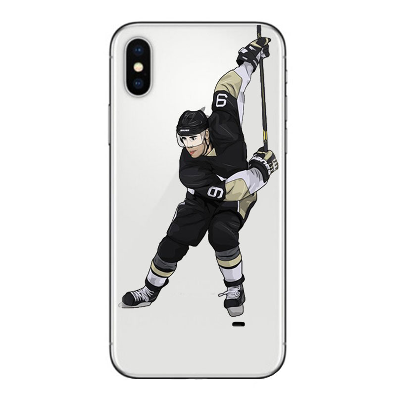 coque iphone 7 nhl