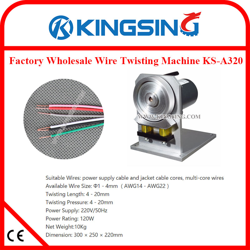 High Sd Semi automatic Wire Head Twisting Machine ... A Wiring Harness on