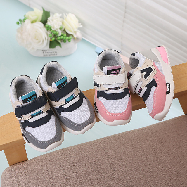 Mesh Casual Children Shoes