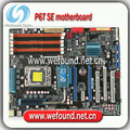 100% testado e de trabalho desktop motherboard para asus p6t se x58 ddr3 lga 1366 24 gb, placa original