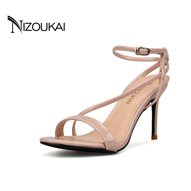 Hot Sale high heels Sandals Women Summer Sandals Heeled Beach  Sandals Sexy Elegant Open Toe ladies Sandals lyx7-q8 lanyuxuan 2017 new hot sale sandals