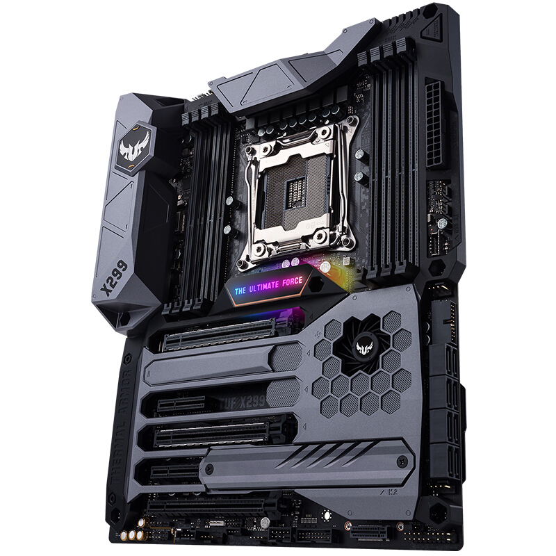 TUF X299 MARK 1 Special forces computer motherboard support I9-7900X 7820X